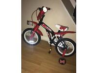 "Kids bike 14""NEW"