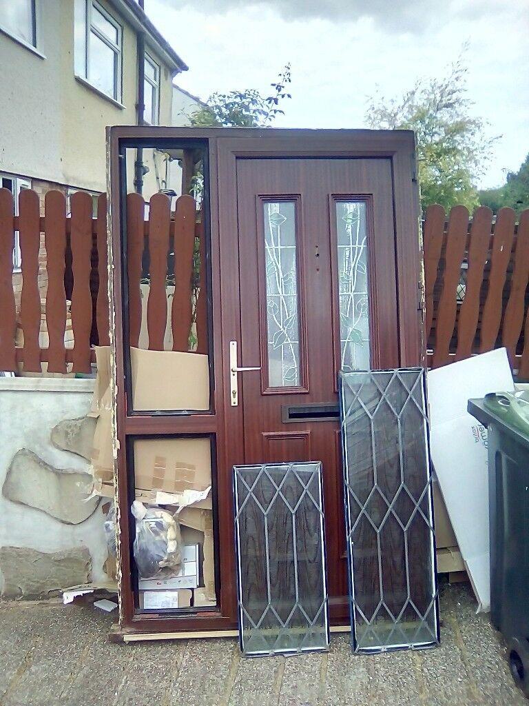 Second Hand Front Door In Luton Bedfordshire Gumtree