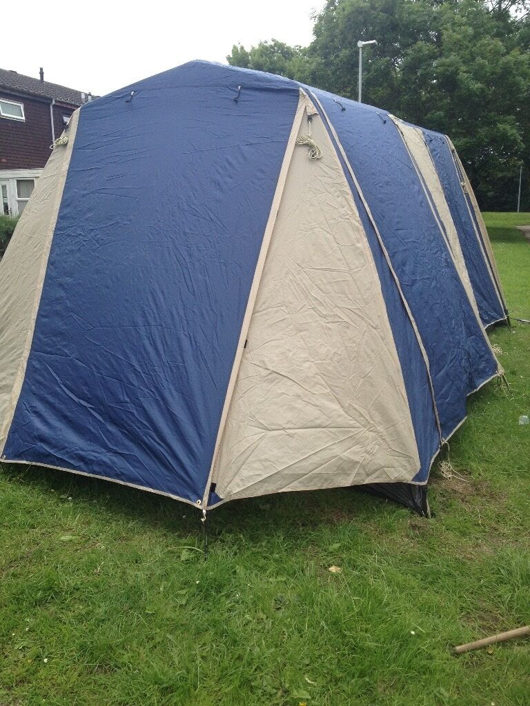 Gelert Utah 4x4 tent