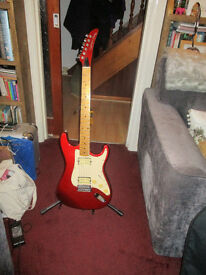 Strat style Epiphone by gibson