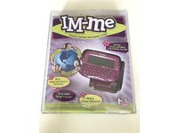GIRL TECH IM - ME WIRELESS INSTANT MESSAGING SYSTEM RARE, unused