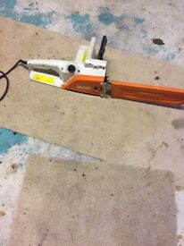 Stilh electric chainsaw good all round condition very powerfull