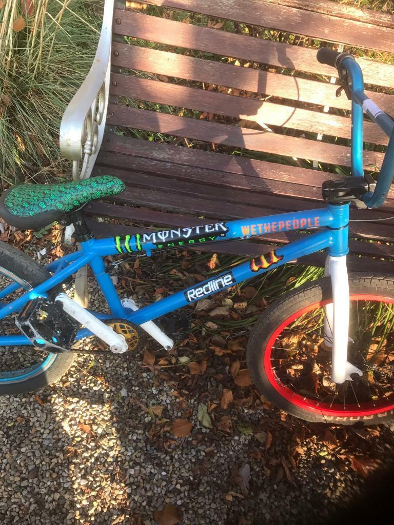 Wearethepeople custom kids bike