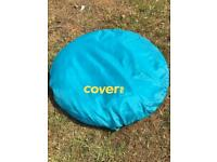 Cover me baby safety dome