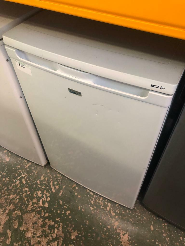 White 3 draw A+ lec under counter freezer available today at recyk  f83e75a3f3d2a