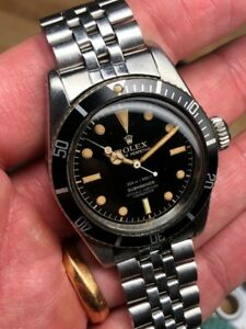 WATCH COLLECTOR LOOKING FOR ROLEX & TUDOR WATCHES