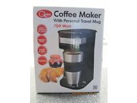 Individual Coffee Maker & Travel Mug