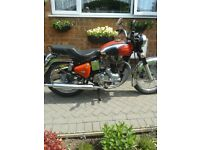 Royal Enfield 350 Bullet 1993 Genuine Low Mileage