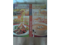 Reader's Digest - Eat Well Live Well Cookery Books