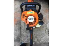 Stihl hs 45 petrol hedge cutters fully serviced