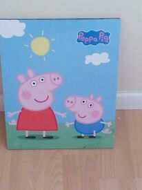 Peppa Pig and George Picture