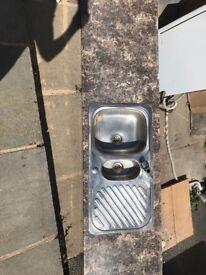 Free sink/worktop