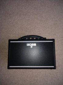 Boss katana mini guitar amp