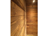 Old wood / Reclaimed timber rustic cladding boards