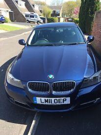 BMW 3 SERIES 2.0 320d Exclusive 4dr