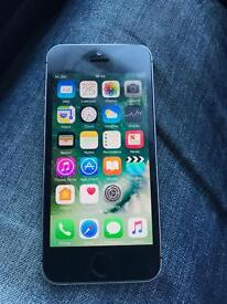 IPhone 5s 16GB unlocked any network