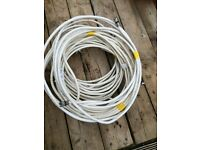 tv satlelight cable leads