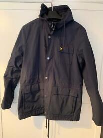 Men's Lyle & Scott Fleece lined jacket Size L