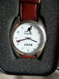 KANGOL 1938 GENT`s WATCH
