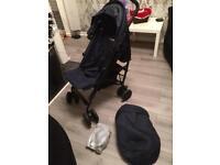 Birth to 3 yrs stroller