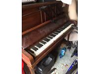 Unloved piano