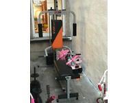 V-fit Herculean LFG2 Lay Flat Home Multi Gym