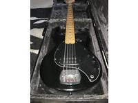5-String Bass Guitar - Sterling By Musicman Sub Series Ray 5