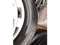 Vauxhall vivaro wheel