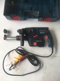 Brand new Bosch drill with filter system