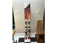 MOVEMENT BUZZ, POWDER SKIS, FREERIDE TOURING BINDINGS AND SKINS