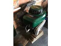 Lawn mowe engine