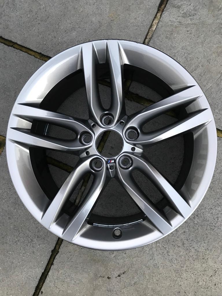 BMW Double-spoke style 461 M rear wheel