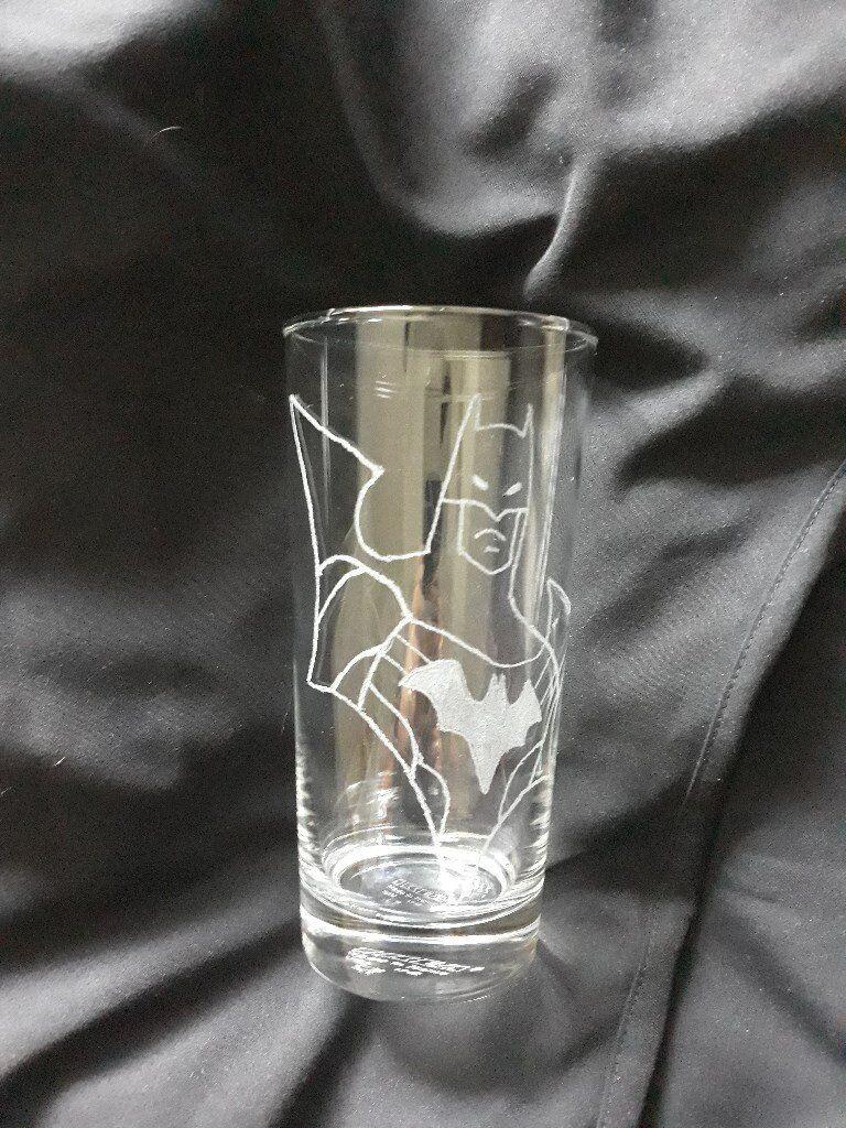 NEW HAND ENGRAVED GLASSES