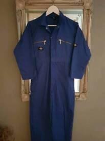 Boys dickies boiler suit 8/9