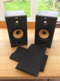 B&W 601 S2 Speakers