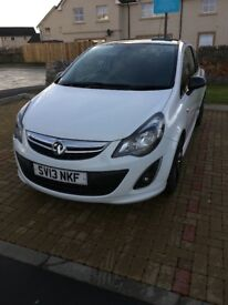 Vauxhall Corsa Limited Edition for Sale