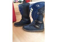 Trials Motorcycle boots