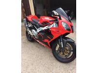 Aprilia rsv 100cc not Suzuki Honda Kawasaki Yamaha