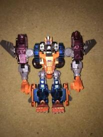Transformers beast wars optimal Optimus