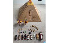 3 Ancient Egypt Playmobil Sets