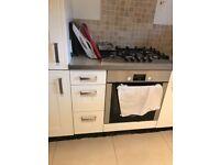 Wren Edwardian cream kitchen. Less than four years old. Units and worktops NO appliances