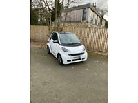 Smart Fortwo Passion 2009 Brabus extras