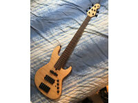 Maruszczyk Elwood L 5a 24-fret 5-string Bass