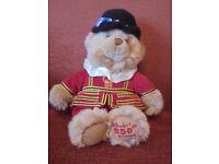 Hamleys Teddy Bear . Beefeater.