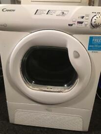 Candy 9kg Condencer dryer