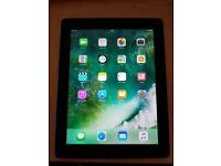 iPad 4th Gen 16gb Silver