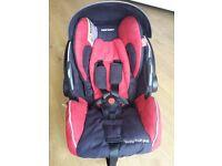 RECARO CAR SEAT,BABY CARRIER Group 0 seat, 0-15 months (0-13kg).