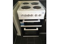 Brand new Beko KD531a electric cooker twin oven