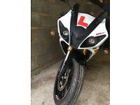 Rieju RS3 50cc Motorbike