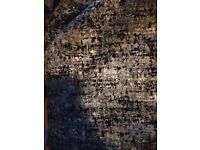 Velvet Texture Blackout Curtains 145 x 250